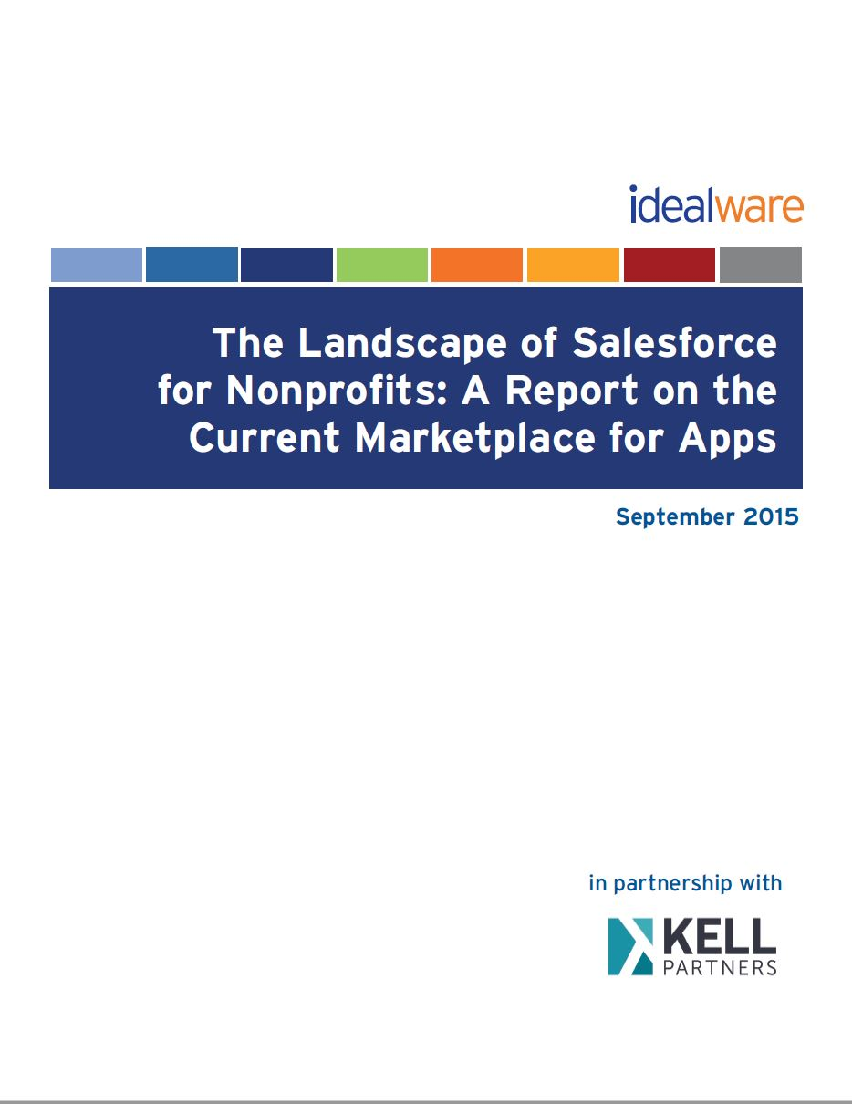 The Landscape of Salesforce for Nonprofits: A Report on the ...